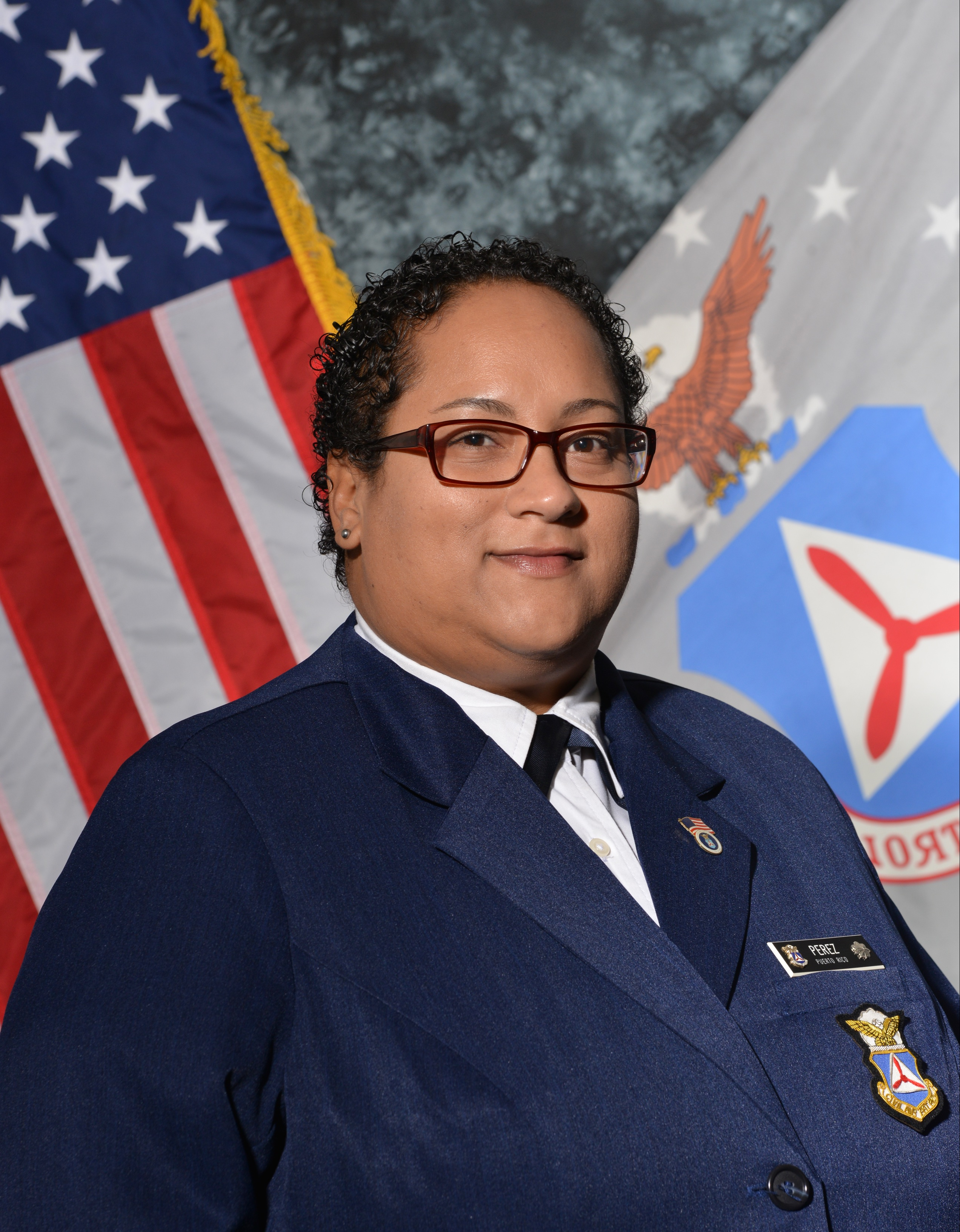 Chief of Staff Lt Col Aitmalys Perez