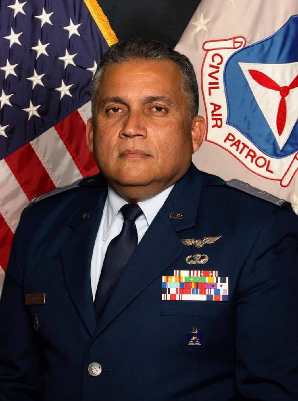 Wing Commander Col Edgardo Torres